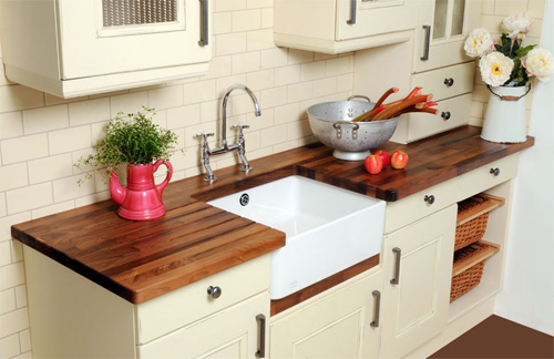 K chenarbeitsplatten keilgezinkt for Arbeitsplatte echtholz